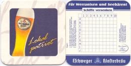 #D149-194 Viltje Eschweger Klosterbräu - Sous-bocks