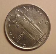 100 LIRE DEL VATICANO 1962 DI GIOVANNI XXIII° - - Vaticano