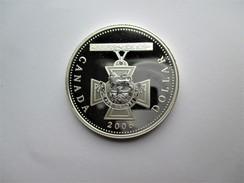 Canada, 1 Dollar, 2006 Victoria Cross. - Canada