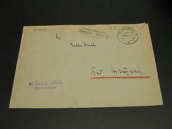Germany 1948 Rheinbollen Gebuhr Bezahlt Cover *10299 - Unclassified