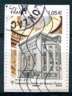 France 2013 - YT 4737 (o) Sur Fragment - France