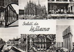 Saluti Da MILANO - Vedute - Milano (Mailand)