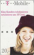 Österreich  Phonecard Klax Kunden - Oesterreich