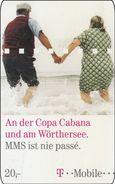 Österreich  Phonecard An Der Cop Cobana - Oesterreich