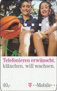 Österreich  Phonecard Telefonieren Erwünscht - Oesterreich