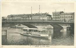 LIEGE - Le Pont Neuf - Liège