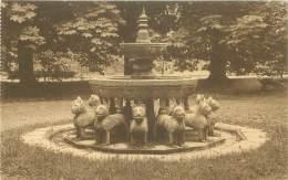 Parc De Mariemont - Reproduction De La Fontaine Aux Lions De L'Alhambra De Grenade - Morlanwelz
