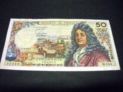 FRANCE 50 Francs 07/02/1974 , Pick KM N° 148 D , FRANCIA ,FRANKREICH - 1962-1997 ''Francs''