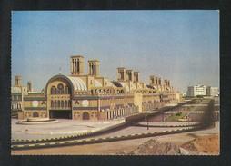 United Arab Emirates Sharjah Sooq Shopping Centre Picture Postcard U A E View Card Size 17 X 12 Cm - Dubai