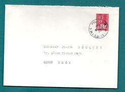GREVE DES POSTES - 1974. Reims (Marne). - Strike Stamps