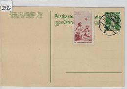 1912 Vorläufer I/I Precurseurs - Stempel: Liestal 12.XII.12 Schnapszahl Auf Carte Postale First Day - Pro Juventute