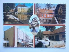 Postcard Tapolca Multiview Hungary My Ref B21532 - Hungary