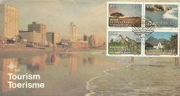 South Africa RSA 1990  Tourism FDC - FDC