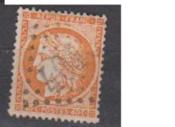 FRANCE      N° YVERT  :   38  ( 13 )       OBLITERE - 1870 Siège De Paris