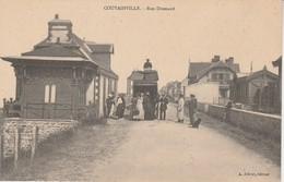 50 - COUTAINVILLE - Rue Dramard - Autres Communes