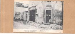GUERRE 1914/1918 - BARCY - Le Bureau De Poste Détruit Par Les Allemands   - ENCH - - Guerre 1914-18