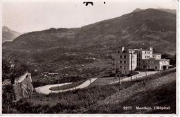 Monthey, L'Hôpital - VS Valais