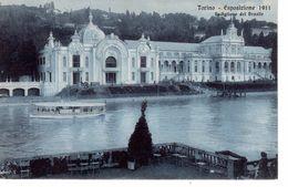 Esposizione Torino 1911 - Padiglione Del Brasile - Exhibitions