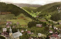 2-KURORT TODTMOOS IM SUDLICHEN HOCHSCHWARZWALD-850-1265 M. U M. - Todtmoos