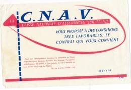AC - B2681 - CNAV ( Non Utilisé) - Blotters