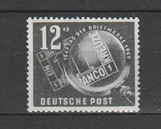 DDRxx 1949  MI 245   -  Postfrisch   -  Vedi Foto ! - [6] République Démocratique