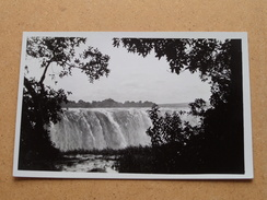 Victoria Falls () Anno 19?? ( Details Zie Foto´s ) !! - Zimbabwe