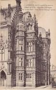 CPA Arras, Hotel De Ville, Rue Des 3 Visages (pk37220) - Arras