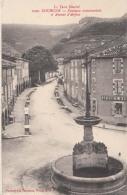 D81 -  Dourgne - Fontaine Monumentale Et Avenue D' Arfond  : Achat Immédiat - Dourgne