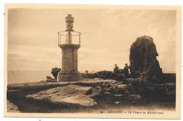 LESCONIL: LE PHARE DE MENAKROAS - Lesconil