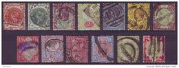 91 / 105 (o) - Série Incomplète - Cote 302,50 Euro !!! (M 75) - 1840-1901 (Victoria)