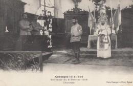 CPA - L'aumônier - Souvenir Du 6 Février 1916 - Guerre 1914-18