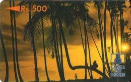 *SRI LANKA - 2SRLD* -  Scheda Usata - Sri Lanka (Ceylon)