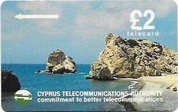 CHYPRE 2L (14CYPB ) - Chypre