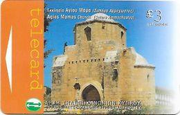 CHYPRE 3L (25CYPP ) - Chypre