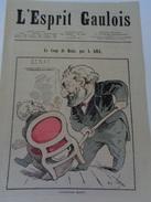 L'ESPRIT GAULOIS.n°28.jeudi 18 (juillet) Août 1881.TTB. - Journaux - Quotidiens