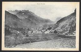 NEVACHE Ville Haute Vue Générale Col De Buffère (Joubert) Hautes Alpes (05) - Francia