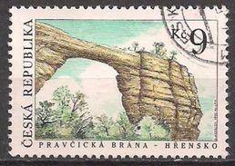 Tschechien  (1995)  Mi.Nr.  79  Gest. / Used  (8fi02) - Tschechische Republik