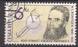 Tschechien  (1995)  Mi.Nr.  91  Gest. / Used  (8fi13) - Tschechische Republik