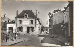 44  LE  CELLIER     RUE  PRINCIPALE  ( HOTEL  DES  VOYAGEURS   R.  CHAULOUX) - Le Cellier