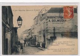 BORDEAUX : La Plus Importante Maison De Pianos De La Région, Maison André DELMOULY, Vue Extérieure - Très Bon état - Bordeaux