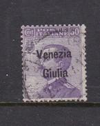Venezia Giulia N28 1918 Italian Stamps Overprinted 50c Violet Used - 8. WW I Occupation