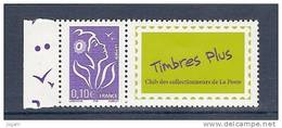 FRANCE - TIMBRE PERSONNALISE  3916A ** De 2006 - Personalized Stamps