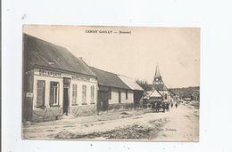 CERISY GAILLY (SOMME) EGLISE ET MARECHALERIE DELAPORTE - France
