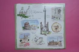 2003 Capitales Européennes (Rome) - Geografia