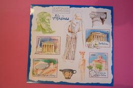 2003 Capitales Européennes (Athènes) - Geography