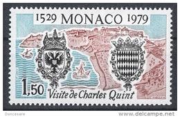 MONACO 1979 - N° 1207 - NEUF** - Monaco
