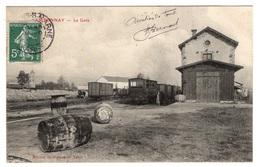51 MARNE - AMBONNAY La Gare (voir Descriptif) - Francia