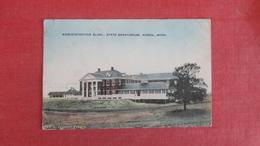 State Sanatorium  Howel- Michigan  Ref 2637 - United States