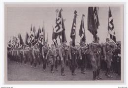 """DT- Reich (002099) Propaganda Sammelbild Deutschland Erwacht"""""""" Bild 77, 20000 SA- Männer Maschieren Coburg - Germany"""