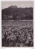 DT- Reich (002141) Propaganda Sammelbild Deutschland Erwacht Bild 105, Kundgebung Am Fuße Der Feste Coburg - Germany